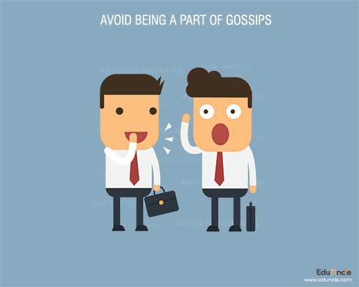 Avoid-Gossiping