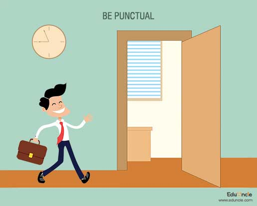Be-Punctual