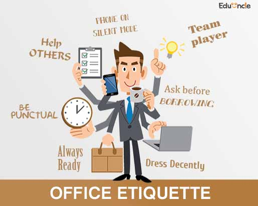 Office-Etiquettes