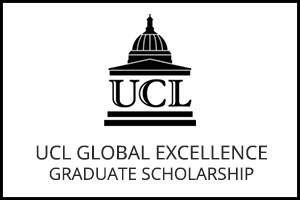 UCL Global Excellence Graduate scholarship