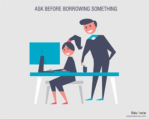 ask-Before-Borrowing