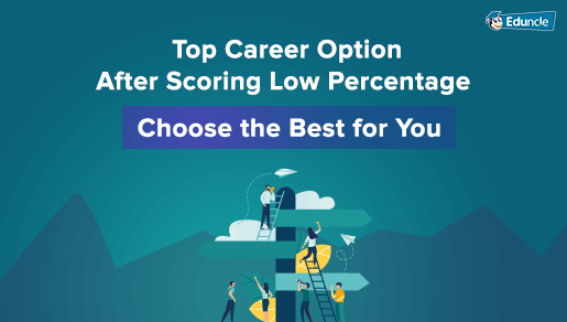 career options after scoring 50 percent in graduation
